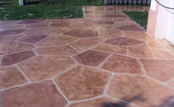 Stamped Concrete Florida Contractors