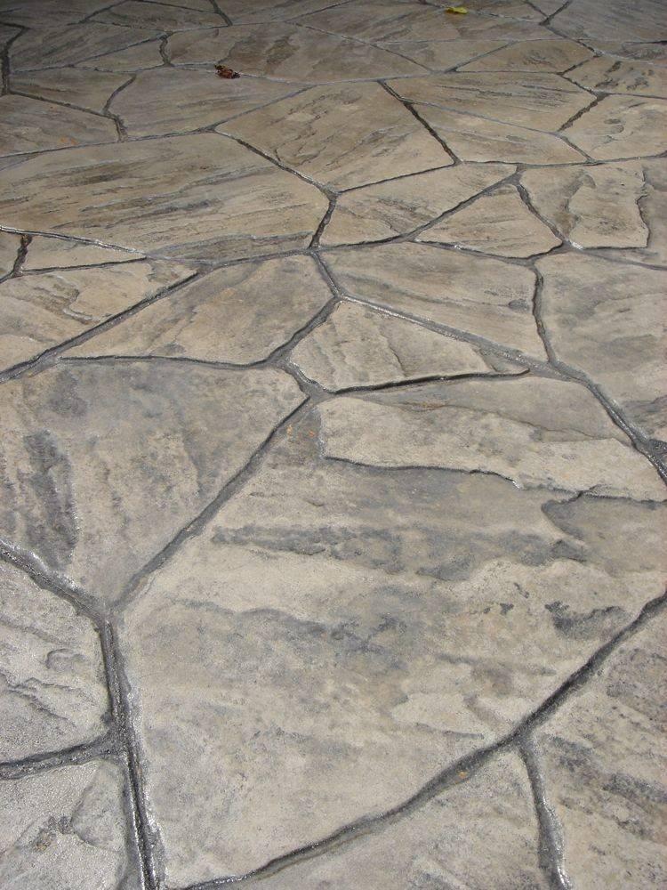 Stamped Concrete Lynchburg Virginia Decorative