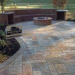 Stamped Concrete Patio Ideas Decorative