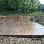 Stamped Concrete Patio Ideas Design Build