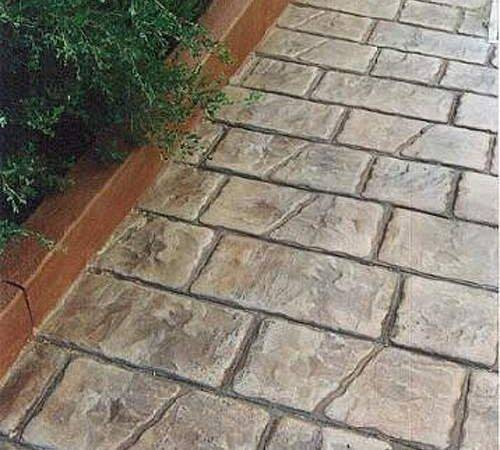 Stamped Concrete Yeah Patio Ideas