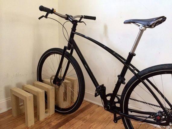 Stand Pinterest Bicycle Art Bike Wheels Parking Rack