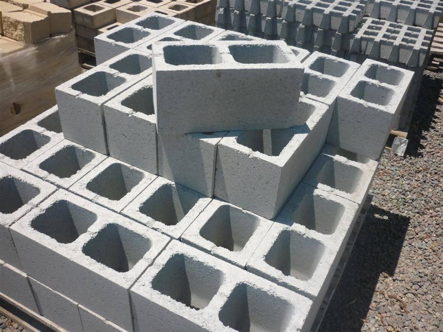 Standard Besser Blocks Retaining Wall Block