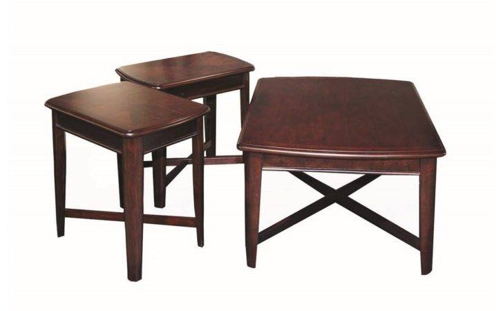 Standard Furniture Living Room Townhouse Table Set