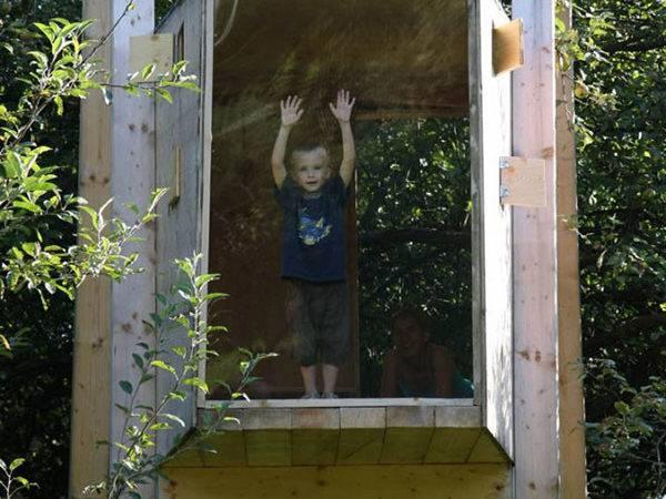 Standing Tree Housenhow Build House Design