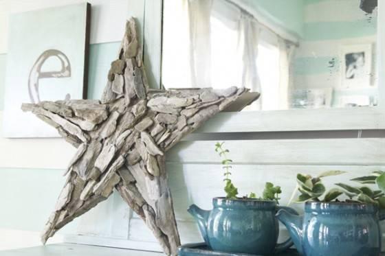Star Darling Diy Driftwood Crafts Lifestyle