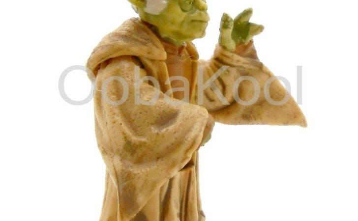 Star Wars Yoda Jedi Council Chair Hasbro Action