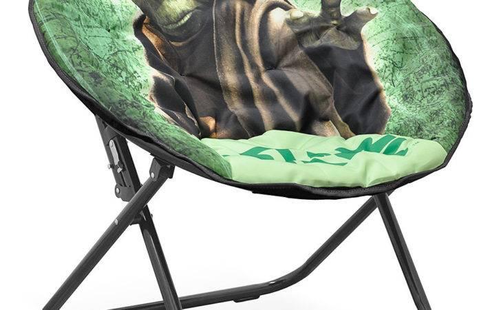 Star Wars Yoda Saucer Chair Zulily