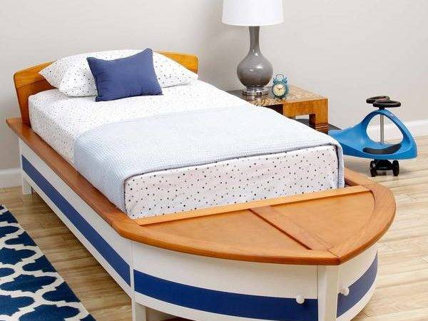 Starboard Twin Boat Bed Shipping Today Overstock