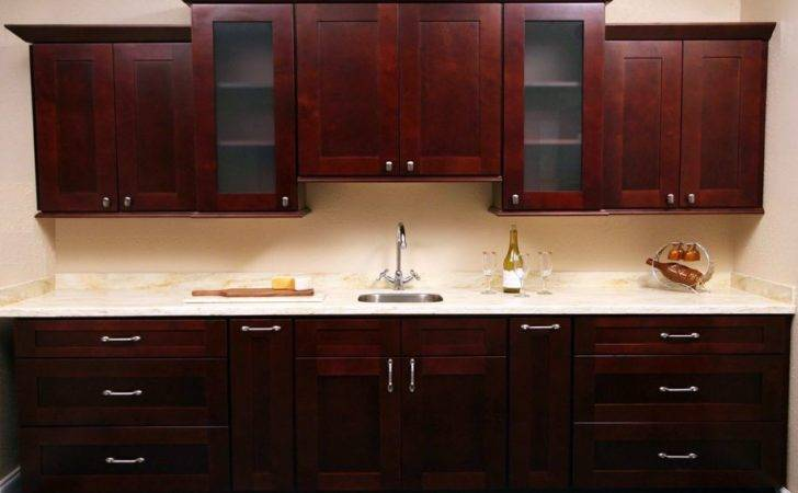 Starting Cost Basic Kitchen Yorktown Birch Cabinets