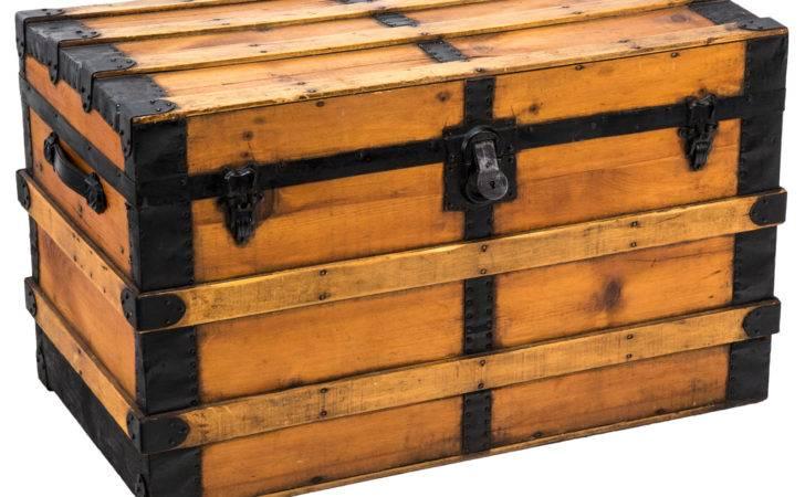 Steamer Trunk Rentals Event Furniture Rental