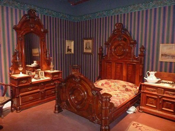 Steampunk Bedroom Furniture Renovation Challenge Airship