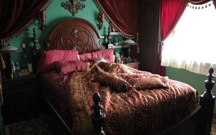 Steampunk Bedroom Kato Inspiration Interior Design