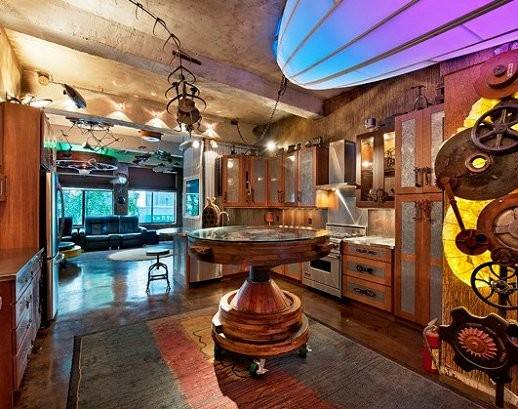 Steampunk Bhome Bdecorating Bbedrooms