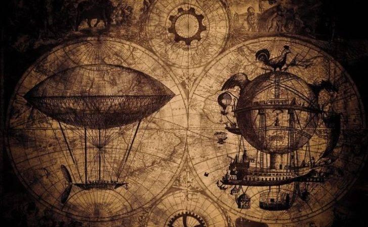 Steampunk Decorating Walls Pinterest