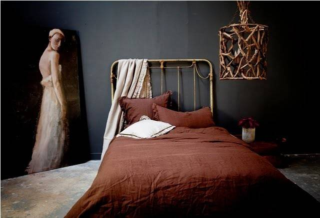 Steampunk Home Bedroom Inspiration