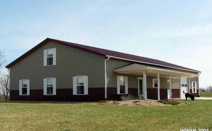Steel Building Homes Residential Buildings