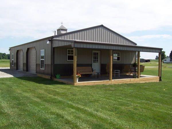 Steel Buildings Pinterest Metal Barn House Plans Homes