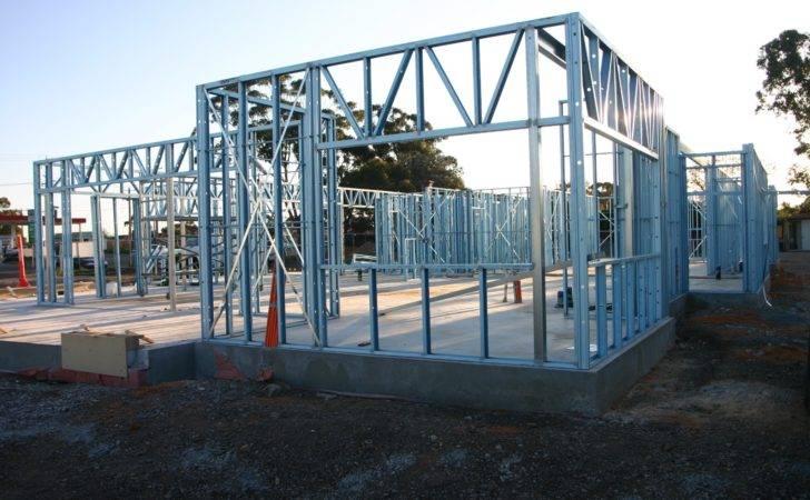Steel Frame Construction Homes Kit Apartment Studio