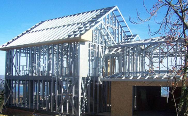 Steel Frame Home Kits Bauhu Prefabricated Modular Light