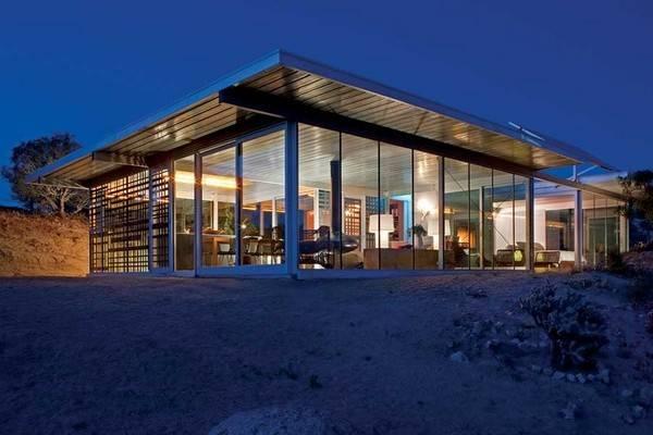 Steel Frame Homes Design Modern Home Construction Methods