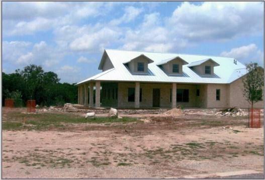 Steel Frame Homes Inc Built House
