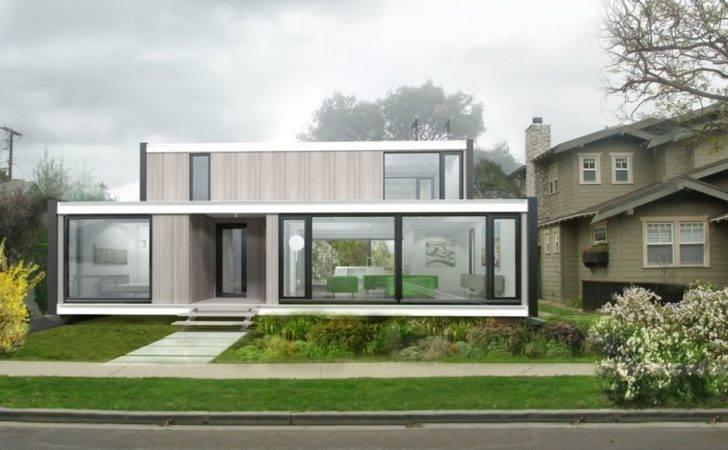 Steel Frame Prefab Homes Green Dzuls Interiors
