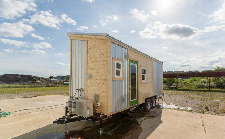 Steel Frame Tiny House Swoon