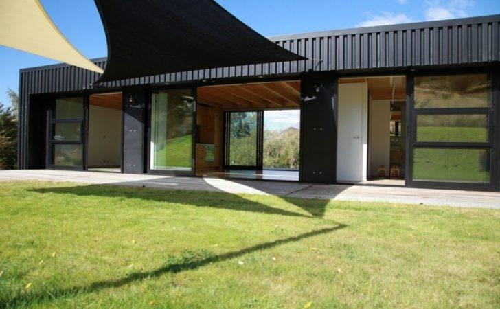 Steel Frame Transportable Prefab Home New Zealand Modern