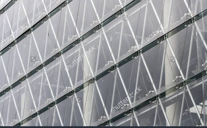 Steel Glass Building Contemporary Architecture Structure