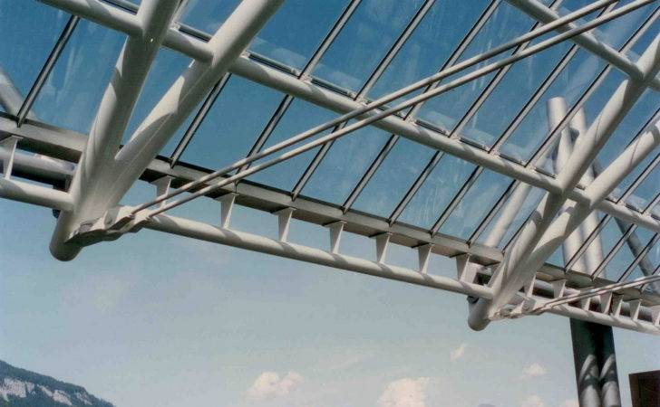 Steel Glass Structures