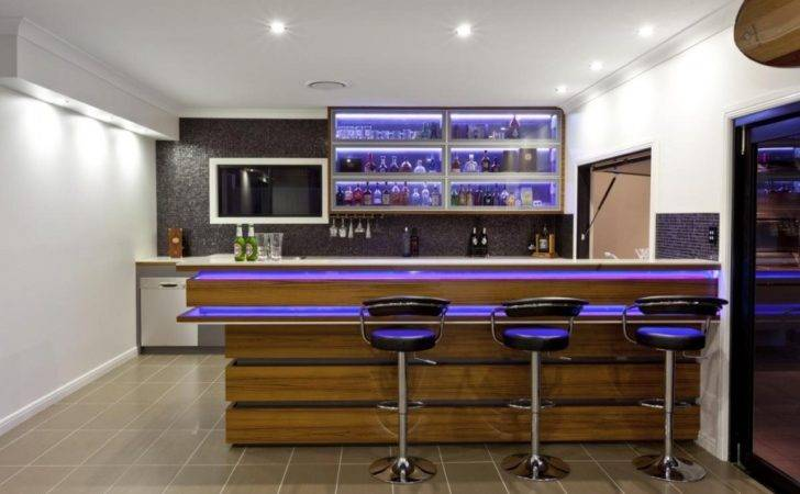 Steel Stainless Glass Bars Australia Home Bar Designs Interior