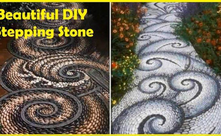 Stepping Stone Ideas Decorate Your Garden Great Design