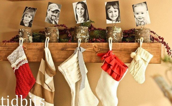 Stocking Holders Christmas Winterwonderland