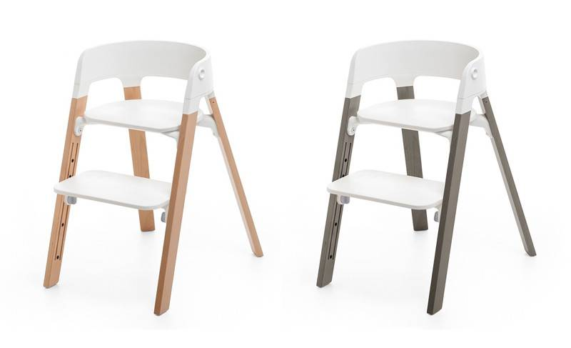 Stokke Steps Highchair Grows Months