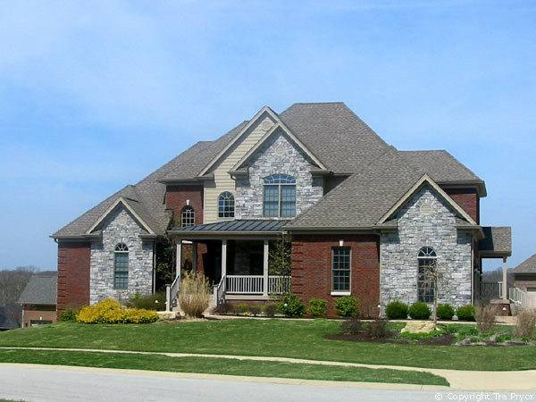 Stone Brick Combinations Landscaping Big Plus Here