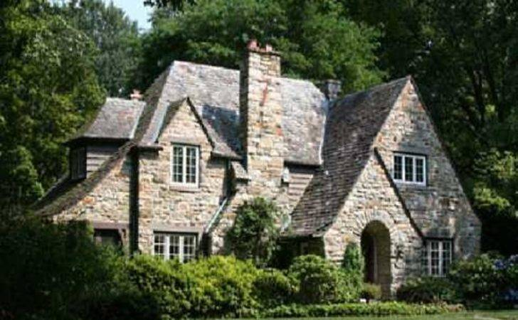 Stone Cottage House Plans English Tudor Style