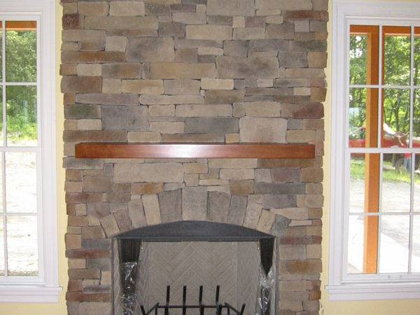 Stone Fireplace Designs Choose Installing