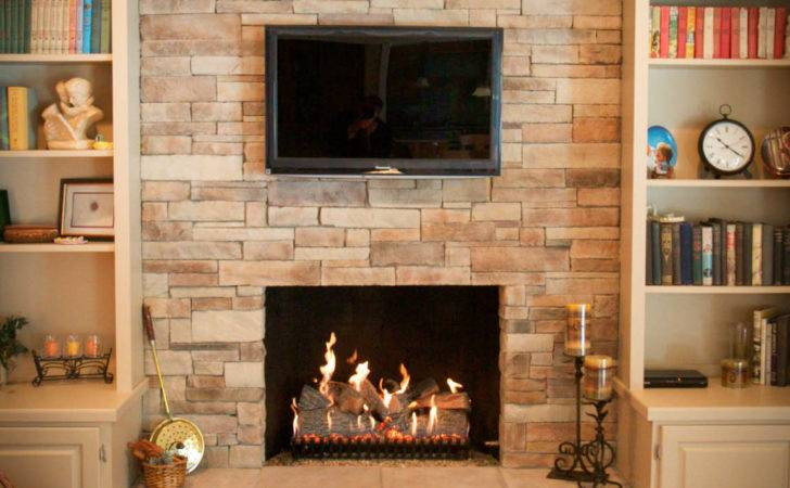 Stone Fireplace Hearth Ideas Products