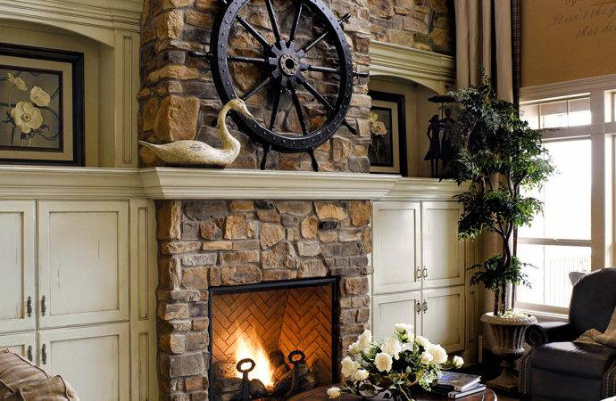 Stone Fireplace Ideas Cozy Nature Inspired Home Designrulz