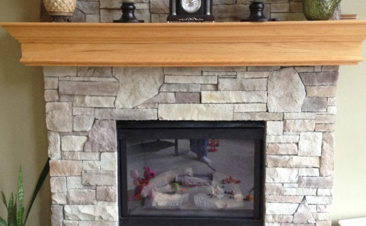 Stone Fireplace Veneer