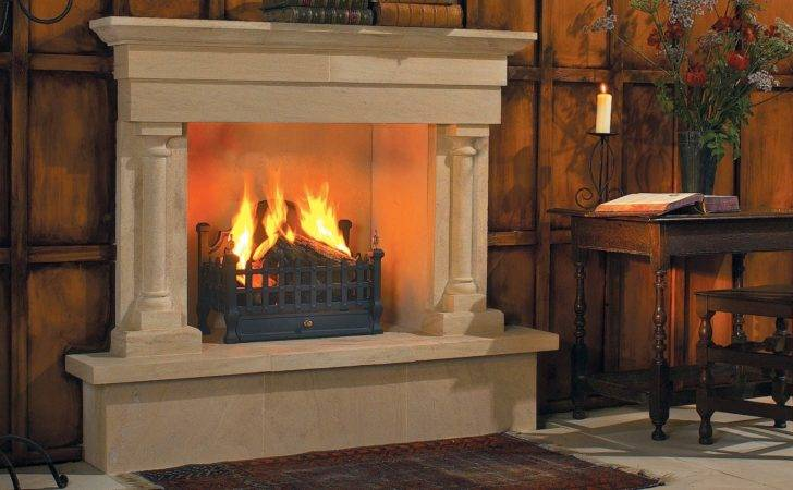 Stone Fireplaces Architectural Masonry All Your Building