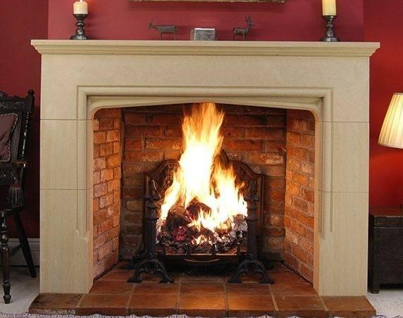 Stone Fireplaces Masonry Products