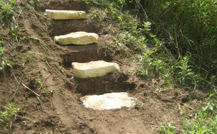 Stone Stairs Other Footings Innishfree Ideas
