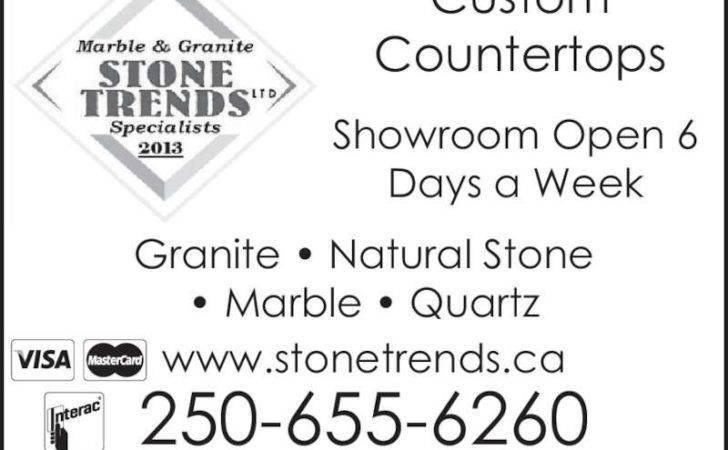 Stone Trends Marble Granite Ltd Sidney Mcdonald Park
