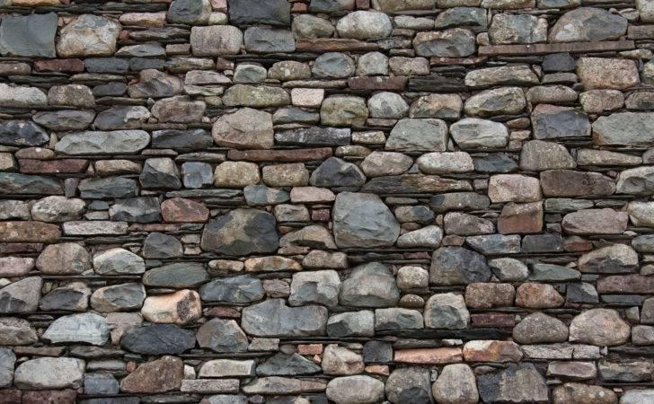 Stone Wall Texture Public Domain