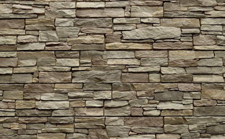 Stone Walls Decorate Your Home Furniture Interior