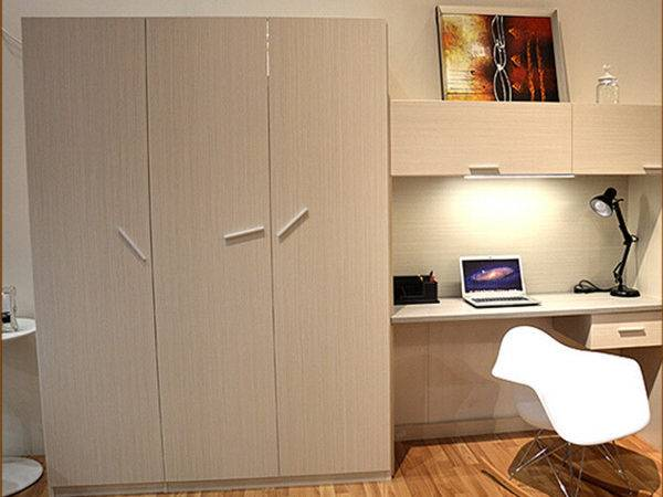 Storage Cabinet Design Assemble Wardrobe Study Table