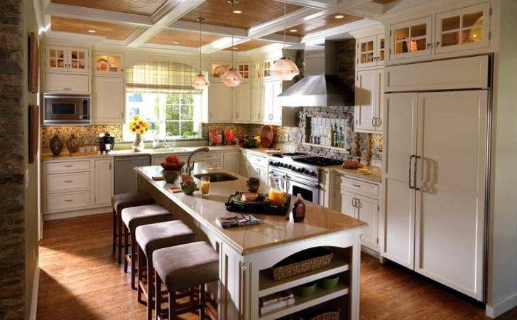 Storage Fancy Kitchen Craft Cabinet Wooden Floor