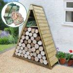 Storage Firewood Classic Shed